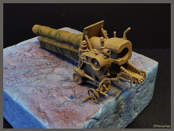 15 cm sFH.13/1 auf Geschutzwagen Lorraine-Schlepper Sd.Kfz. 135/1   RPM 1/35 ème  - Page 4 190523050638277376
