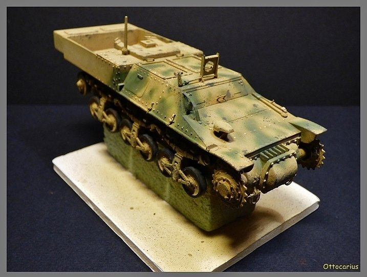 15 cm sFH.13/1 auf Geschutzwagen Lorraine-Schlepper Sd.Kfz. 135/1   RPM 1/35 ème  - Page 4 190523082936955620