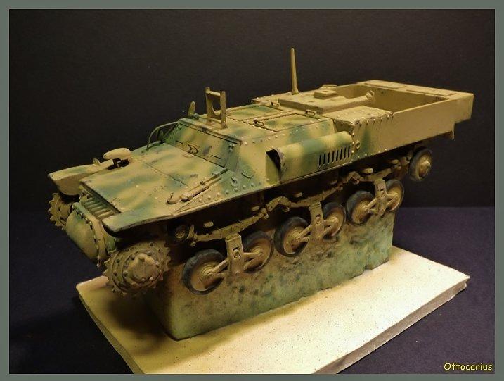 15 cm sFH.13/1 auf Geschutzwagen Lorraine-Schlepper Sd.Kfz. 135/1   RPM 1/35 ème  - Page 4 190523082938984781