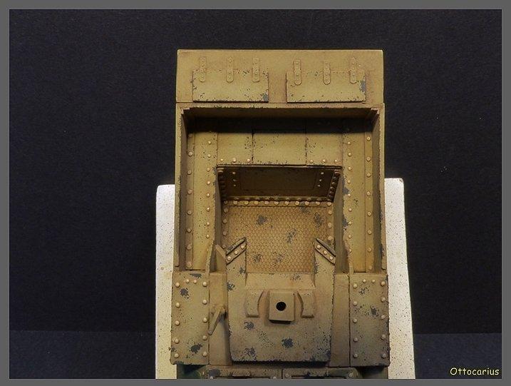15 cm sFH.13/1 auf Geschutzwagen Lorraine-Schlepper Sd.Kfz. 135/1   RPM 1/35 ème  - Page 4 190523082944456072
