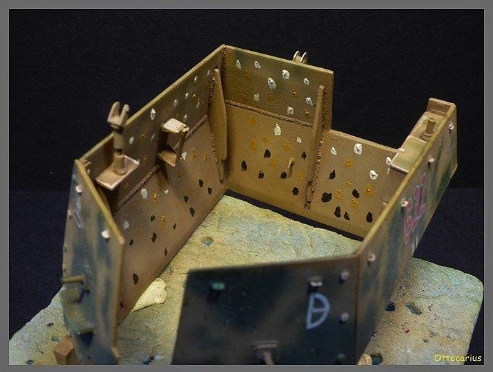 15 cm sFH.13/1 auf Geschutzwagen Lorraine-Schlepper Sd.Kfz. 135/1   RPM 1/35 ème  - Page 4 19052308373731507