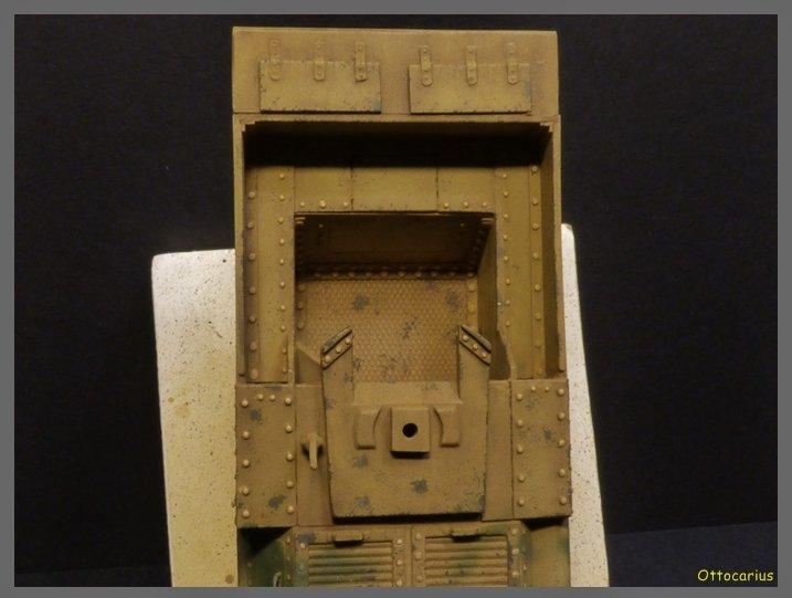 15 cm sFH.13/1 auf Geschutzwagen Lorraine-Schlepper Sd.Kfz. 135/1   RPM 1/35 ème  - Page 4 190523084123848242