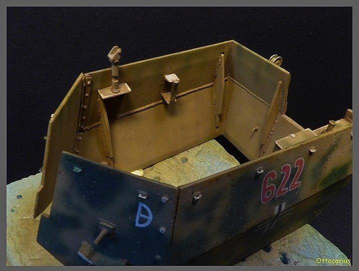 15 cm sFH.13/1 auf Geschutzwagen Lorraine-Schlepper Sd.Kfz. 135/1   RPM 1/35 ème  - Page 4 190523084128994408