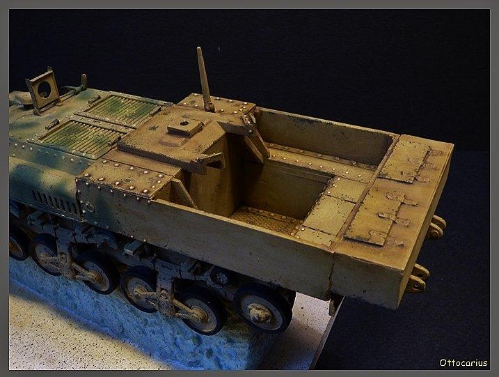 15 cm sFH.13/1 auf Geschutzwagen Lorraine-Schlepper Sd.Kfz. 135/1   RPM 1/35 ème  - Page 4 190524011949489987