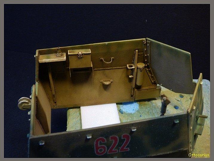 15 cm sFH.13/1 auf Geschutzwagen Lorraine-Schlepper Sd.Kfz. 135/1   RPM 1/35 ème  - Page 4 190524011956218221