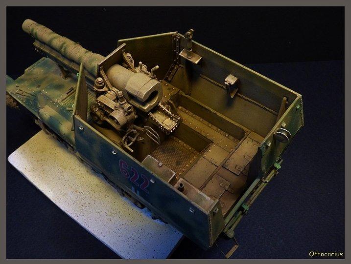 15 cm sFH.13/1 auf Geschutzwagen Lorraine-Schlepper Sd.Kfz. 135/1   RPM 1/35 ème  - Page 4 190524012003162174