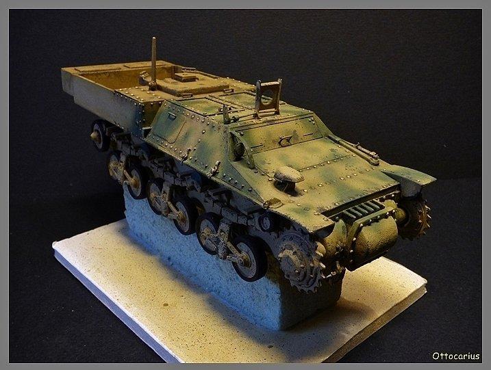 15 cm sFH.13/1 auf Geschutzwagen Lorraine-Schlepper Sd.Kfz. 135/1   RPM 1/35 ème  - Page 4 190524013658144577