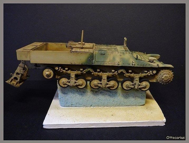 15 cm sFH.13/1 auf Geschutzwagen Lorraine-Schlepper Sd.Kfz. 135/1   RPM 1/35 ème  - Page 4 190524013703310293