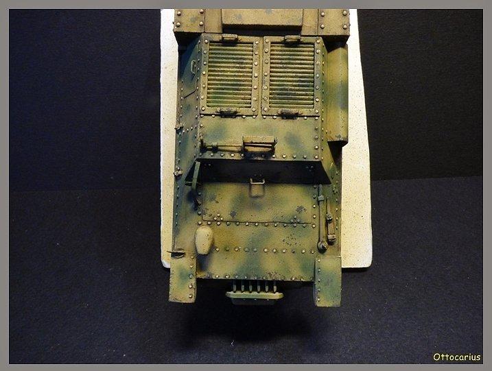 15 cm sFH.13/1 auf Geschutzwagen Lorraine-Schlepper Sd.Kfz. 135/1   RPM 1/35 ème  - Page 4 190524013707659916