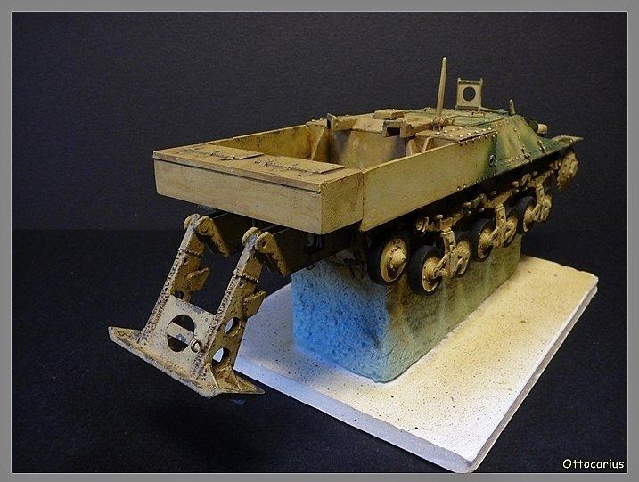 15 cm sFH.13/1 auf Geschutzwagen Lorraine-Schlepper Sd.Kfz. 135/1   RPM 1/35 ème  - Page 4 190524013709179157