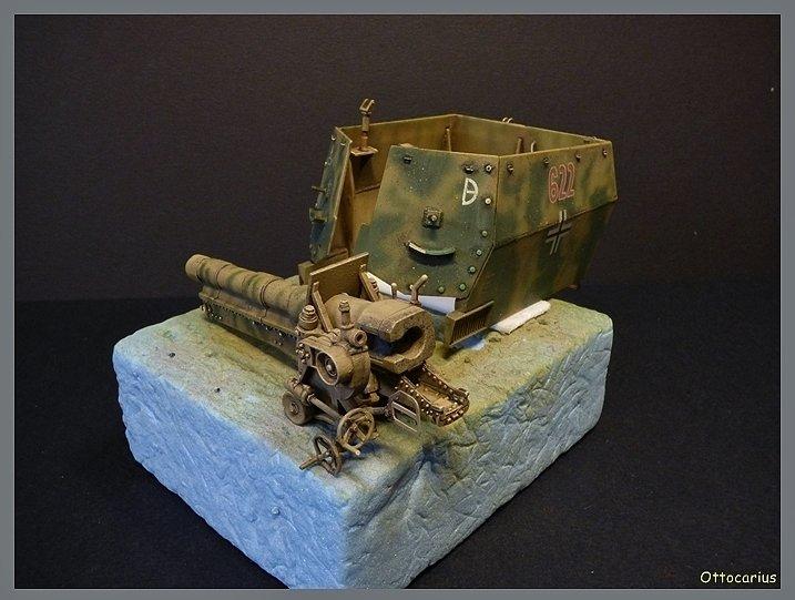 15 cm sFH.13/1 auf Geschutzwagen Lorraine-Schlepper Sd.Kfz. 135/1   RPM 1/35 ème  - Page 4 190524013714561477