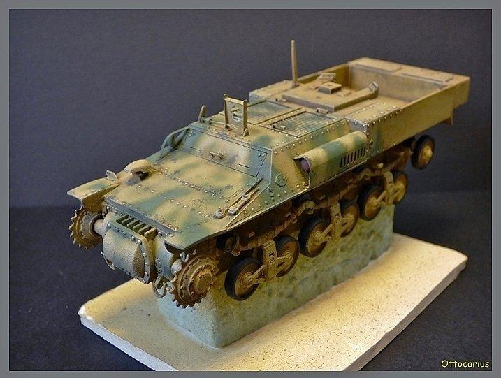 15 cm sFH.13/1 auf Geschutzwagen Lorraine-Schlepper Sd.Kfz. 135/1   RPM 1/35 ème  - Page 4 190525111228783629