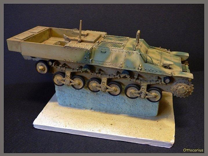 15 cm sFH.13/1 auf Geschutzwagen Lorraine-Schlepper Sd.Kfz. 135/1   RPM 1/35 ème  - Page 4 19052511123081876