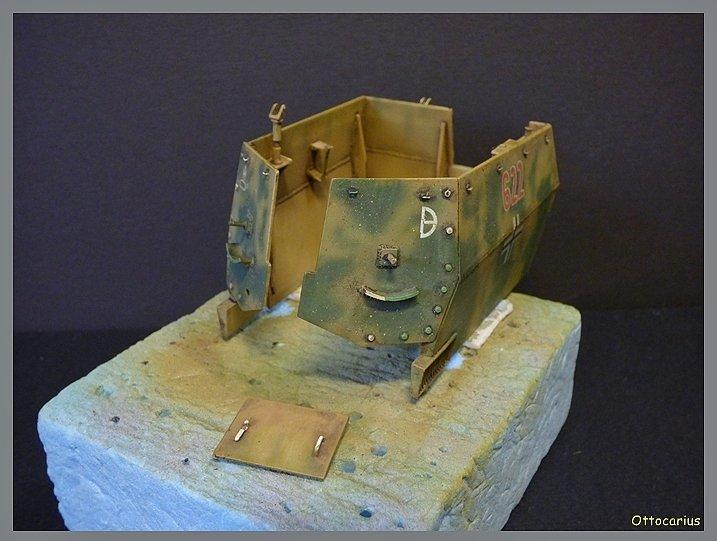15 cm sFH.13/1 auf Geschutzwagen Lorraine-Schlepper Sd.Kfz. 135/1   RPM 1/35 ème  - Page 4 190525111235789028