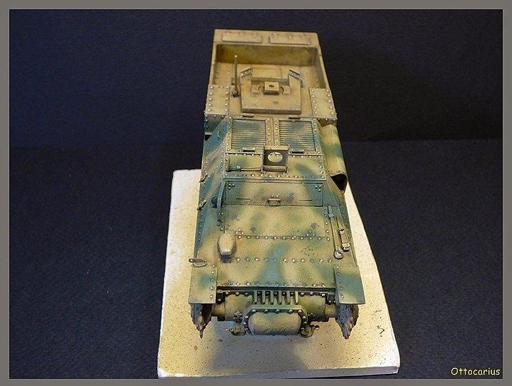 15 cm sFH.13/1 auf Geschutzwagen Lorraine-Schlepper Sd.Kfz. 135/1   RPM 1/35 ème  - Page 4 190525111235994518