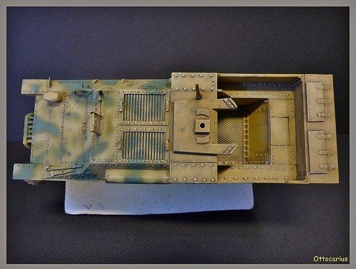 15 cm sFH.13/1 auf Geschutzwagen Lorraine-Schlepper Sd.Kfz. 135/1   RPM 1/35 ème  - Page 4 190525111241923841
