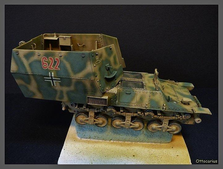 15 cm sFH.13/1 auf Geschutzwagen Lorraine-Schlepper Sd.Kfz. 135/1   RPM 1/35 ème  - Page 4 190525114515180602