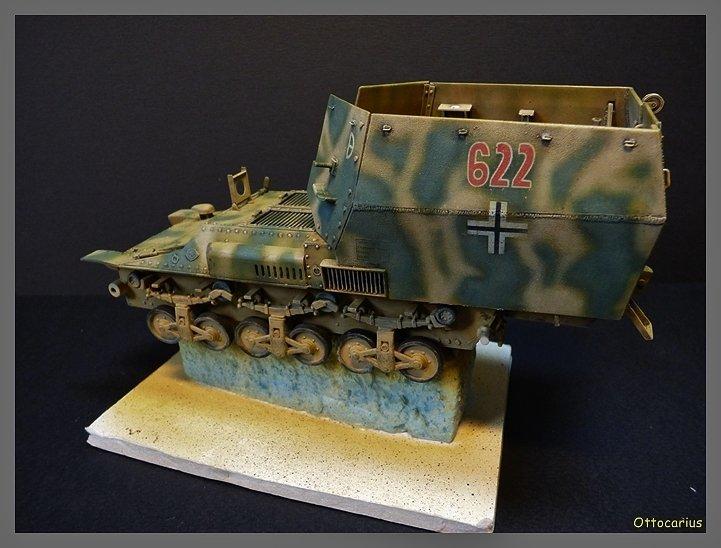15 cm sFH.13/1 auf Geschutzwagen Lorraine-Schlepper Sd.Kfz. 135/1   RPM 1/35 ème  - Page 4 190525114517409880