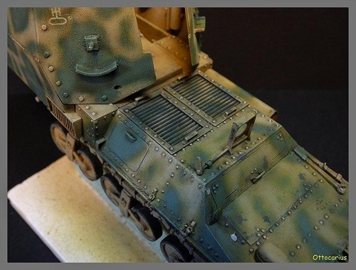 15 cm sFH.13/1 auf Geschutzwagen Lorraine-Schlepper Sd.Kfz. 135/1   RPM 1/35 ème  - Page 4 190526072825349639
