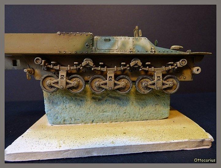 15 cm sFH.13/1 auf Geschutzwagen Lorraine-Schlepper Sd.Kfz. 135/1   RPM 1/35 ème  - Page 4 190526072826773496