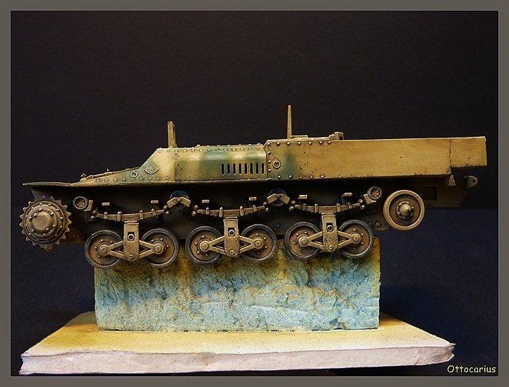 15 cm sFH.13/1 auf Geschutzwagen Lorraine-Schlepper Sd.Kfz. 135/1   RPM 1/35 ème  - Page 4 19052607500240503