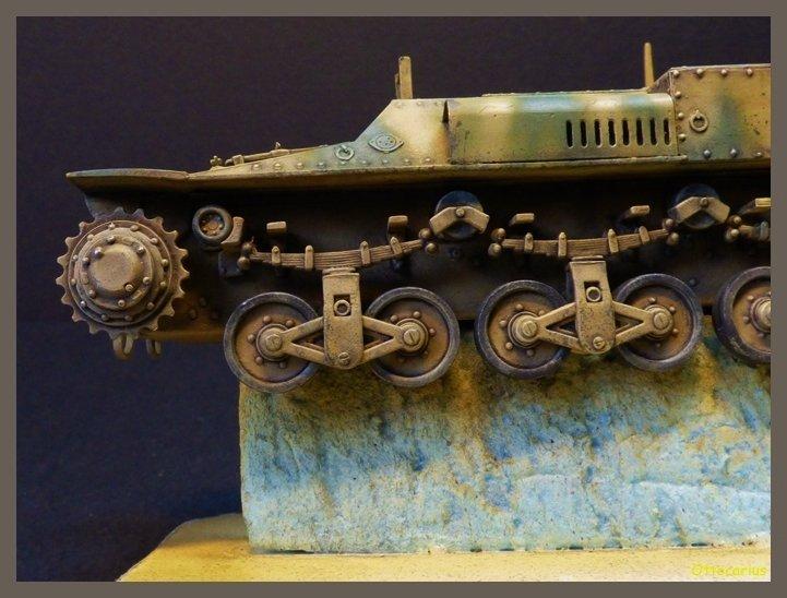 15 cm sFH.13/1 auf Geschutzwagen Lorraine-Schlepper Sd.Kfz. 135/1   RPM 1/35 ème  - Page 4 190526075003657972