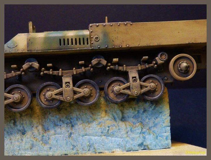 15 cm sFH.13/1 auf Geschutzwagen Lorraine-Schlepper Sd.Kfz. 135/1   RPM 1/35 ème  - Page 4 190526075006546110