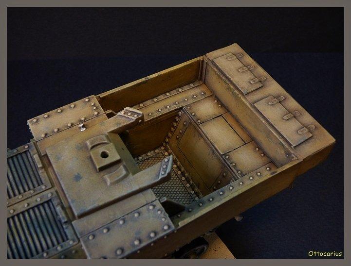 15 cm sFH.13/1 auf Geschutzwagen Lorraine-Schlepper Sd.Kfz. 135/1   RPM 1/35 ème  - Page 4 190526081139374867