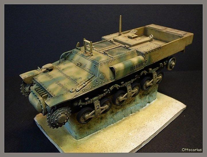 15 cm sFH.13/1 auf Geschutzwagen Lorraine-Schlepper Sd.Kfz. 135/1   RPM 1/35 ème  - Page 4 190526081717341354