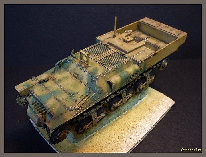 15 cm sFH.13/1 auf Geschutzwagen Lorraine-Schlepper Sd.Kfz. 135/1   RPM 1/35 ème  - Page 4 190526081721726837