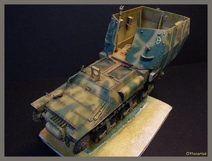 15 cm sFH.13/1 auf Geschutzwagen Lorraine-Schlepper Sd.Kfz. 135/1   RPM 1/35 ème  - Page 4 190526081728837324