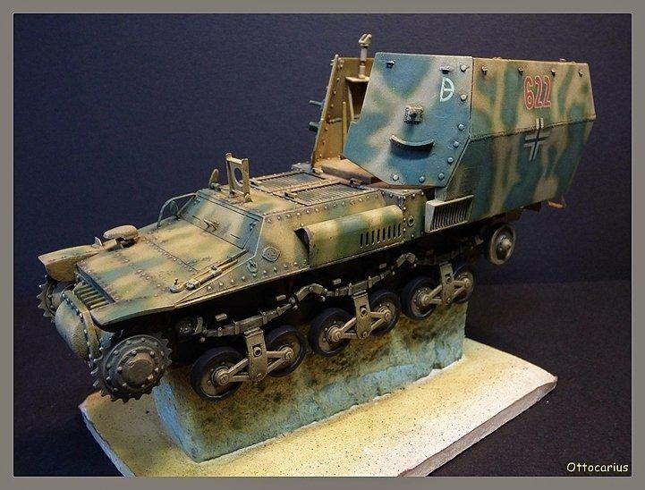 15 cm sFH.13/1 auf Geschutzwagen Lorraine-Schlepper Sd.Kfz. 135/1   RPM 1/35 ème  - Page 4 19052608172977582