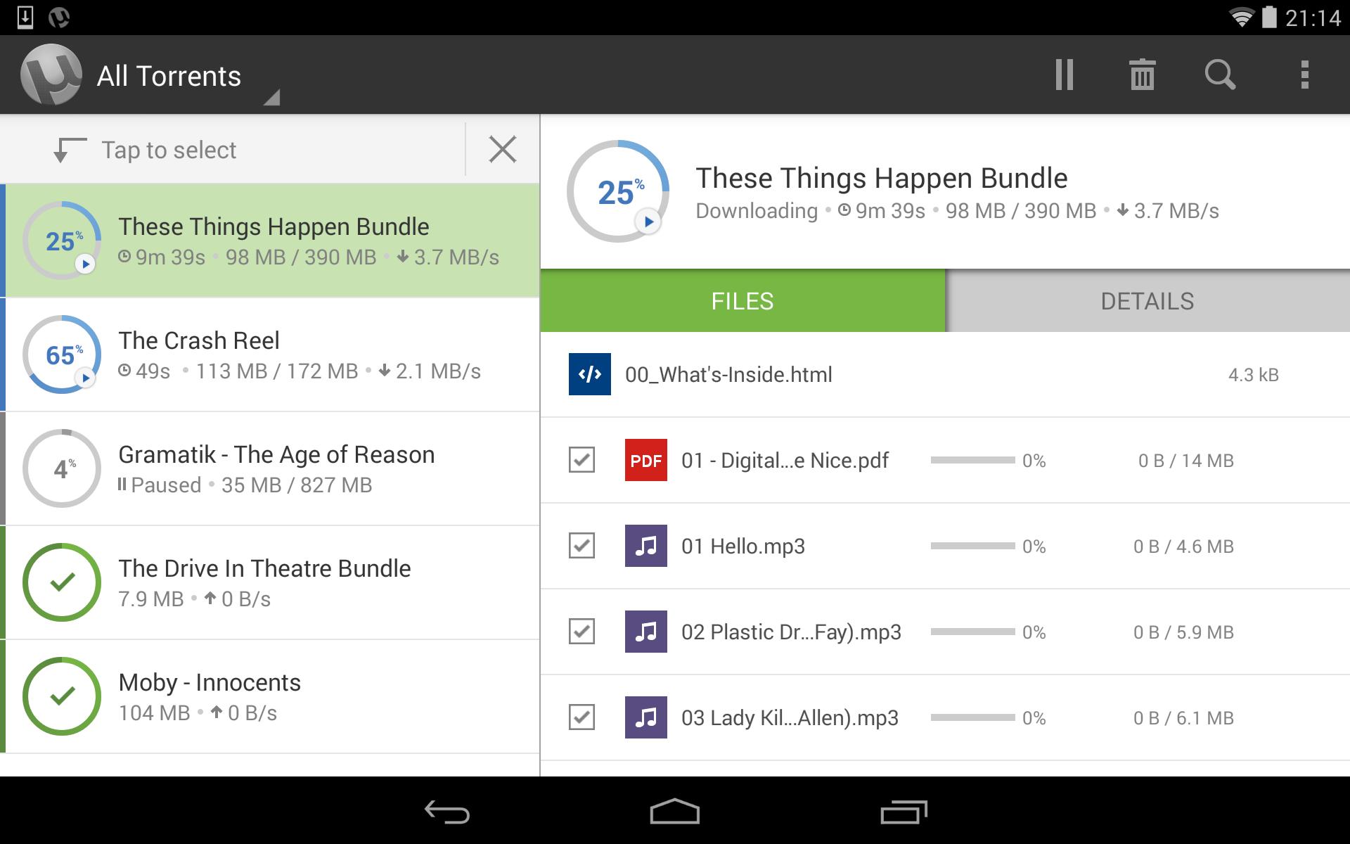 µTorrent® Pro – Torrent App v5 5 2-P2P – Releaselog | RLSLOG net