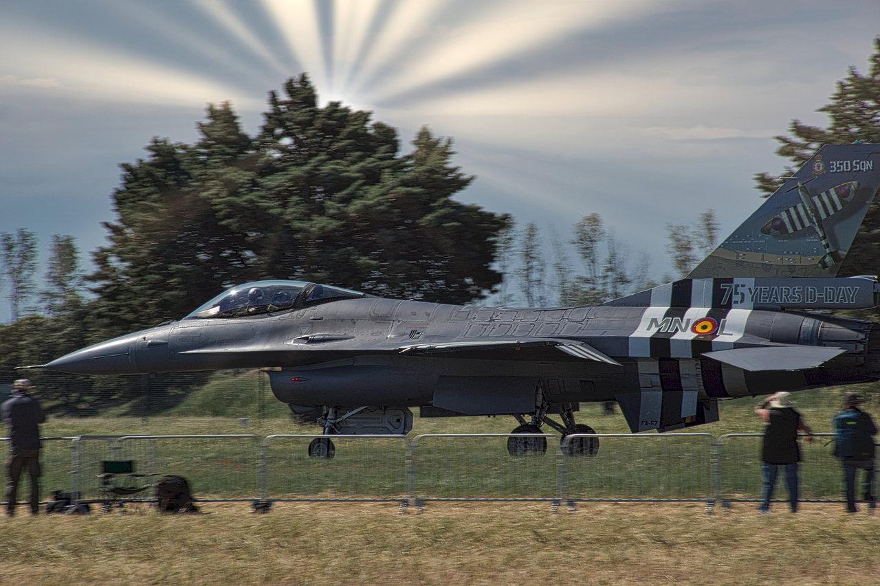 F16 belge redux