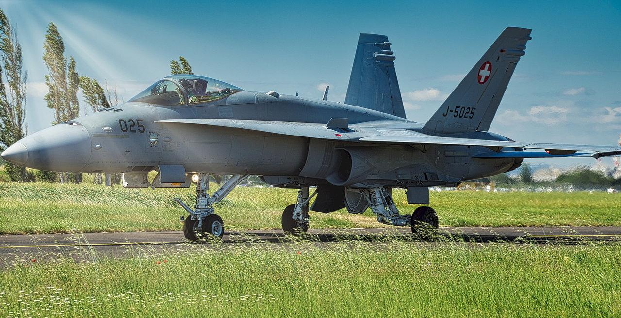 F18 suisse 2 redux