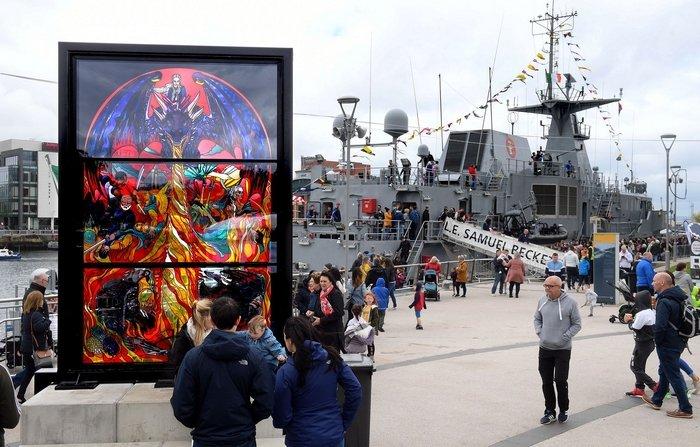 Belfast Titanic Maritime Festival 190528042427884822