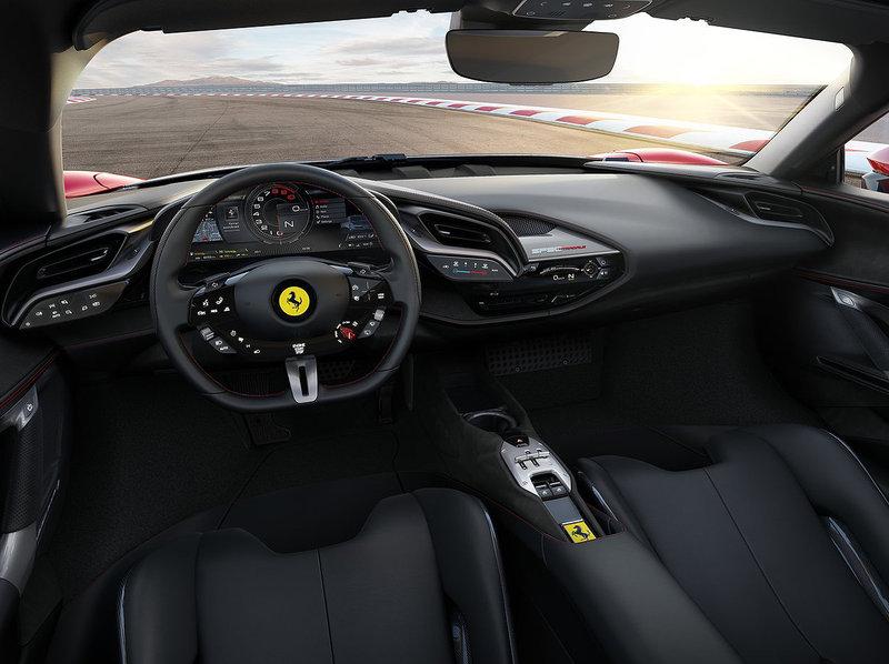 Ferrari SF90 Stradale Interior