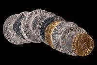 Dépôt monnaies exceptionnelles fin XVe S. découvert à Dijon Mini_190530085449113821