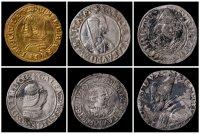 Dépôt monnaies exceptionnelles fin XVe S. découvert à Dijon Mini_190530085659536002