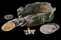 Dépôt monnaies exceptionnelles fin XVe S. découvert à Dijon Mini_190530085952595034