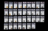 Dépôt monnaies exceptionnelles fin XVe S. découvert à Dijon Mini_190530090531890418