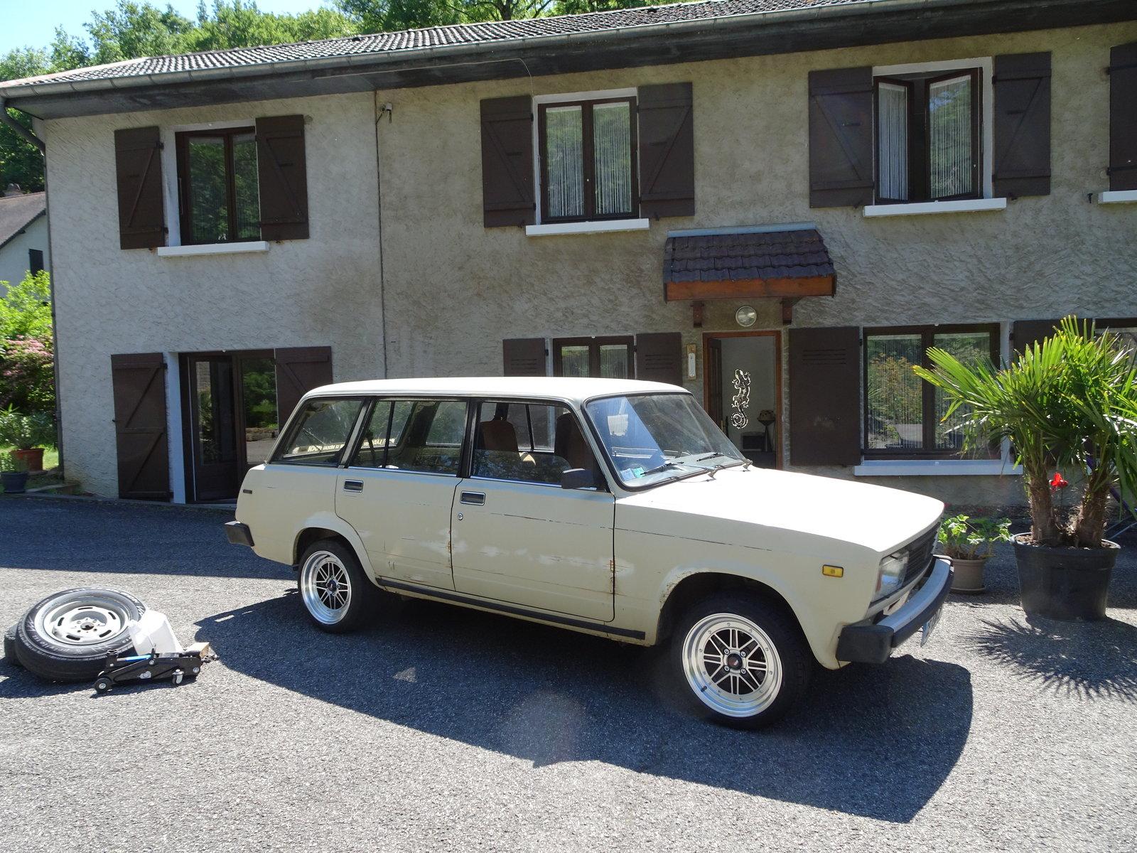 Lada 2104.3 1500GL de 1988 (ex à yoyo) - Page 2 19053104553024652