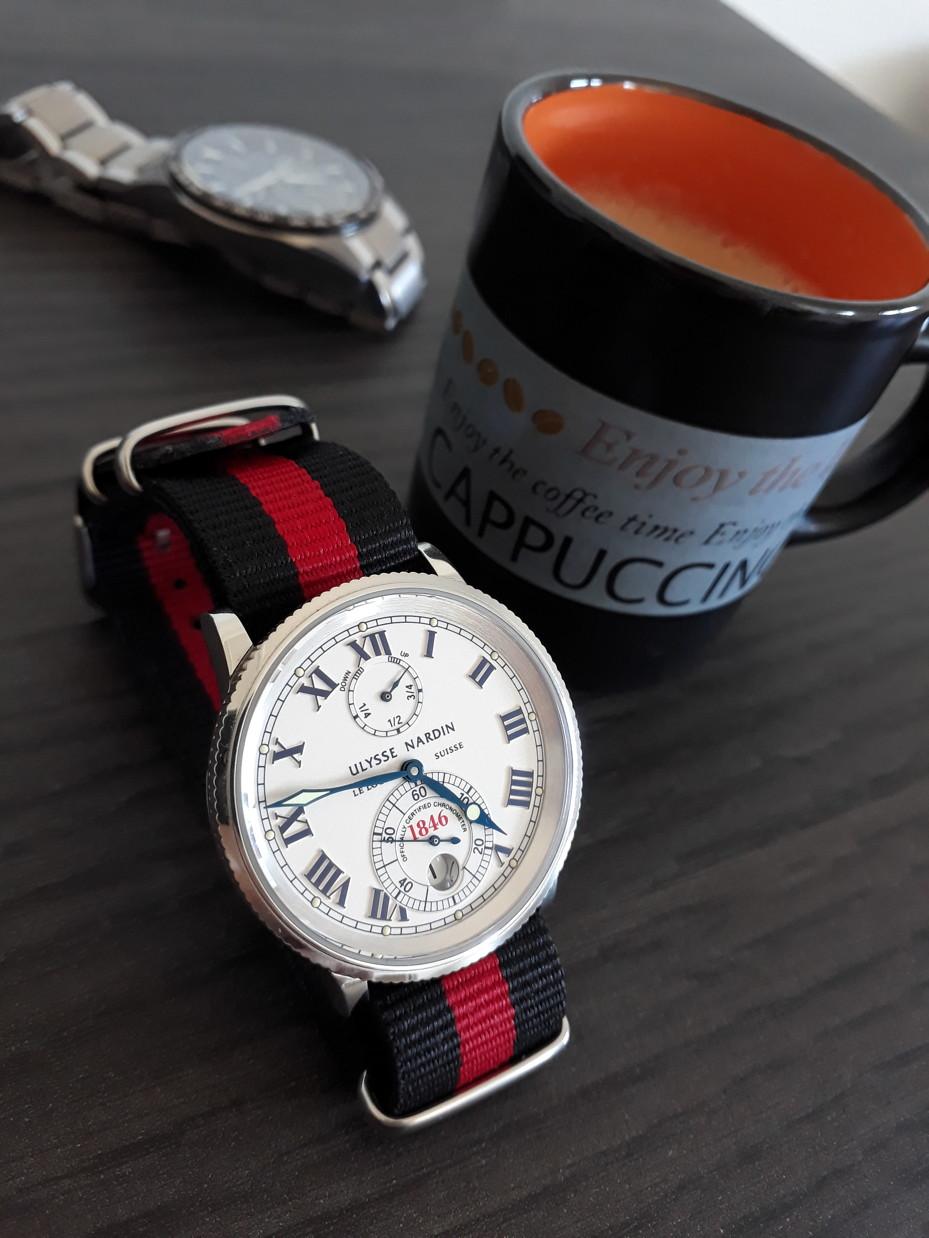 Pause café et montre (toutes marques) - tome III - Page 6 19060104534566978