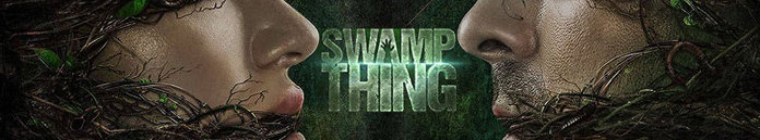 Poster for Swamp Thing