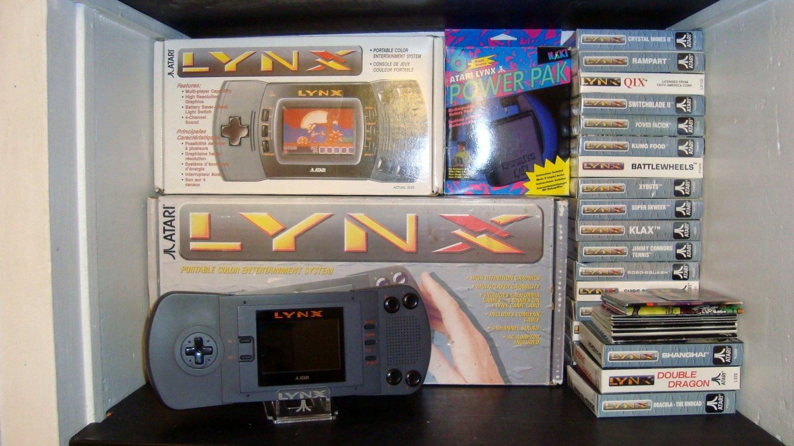 Atari Lynx 190603043429294361