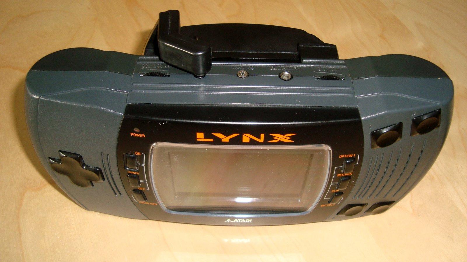 Atari Lynx 190603045652846577