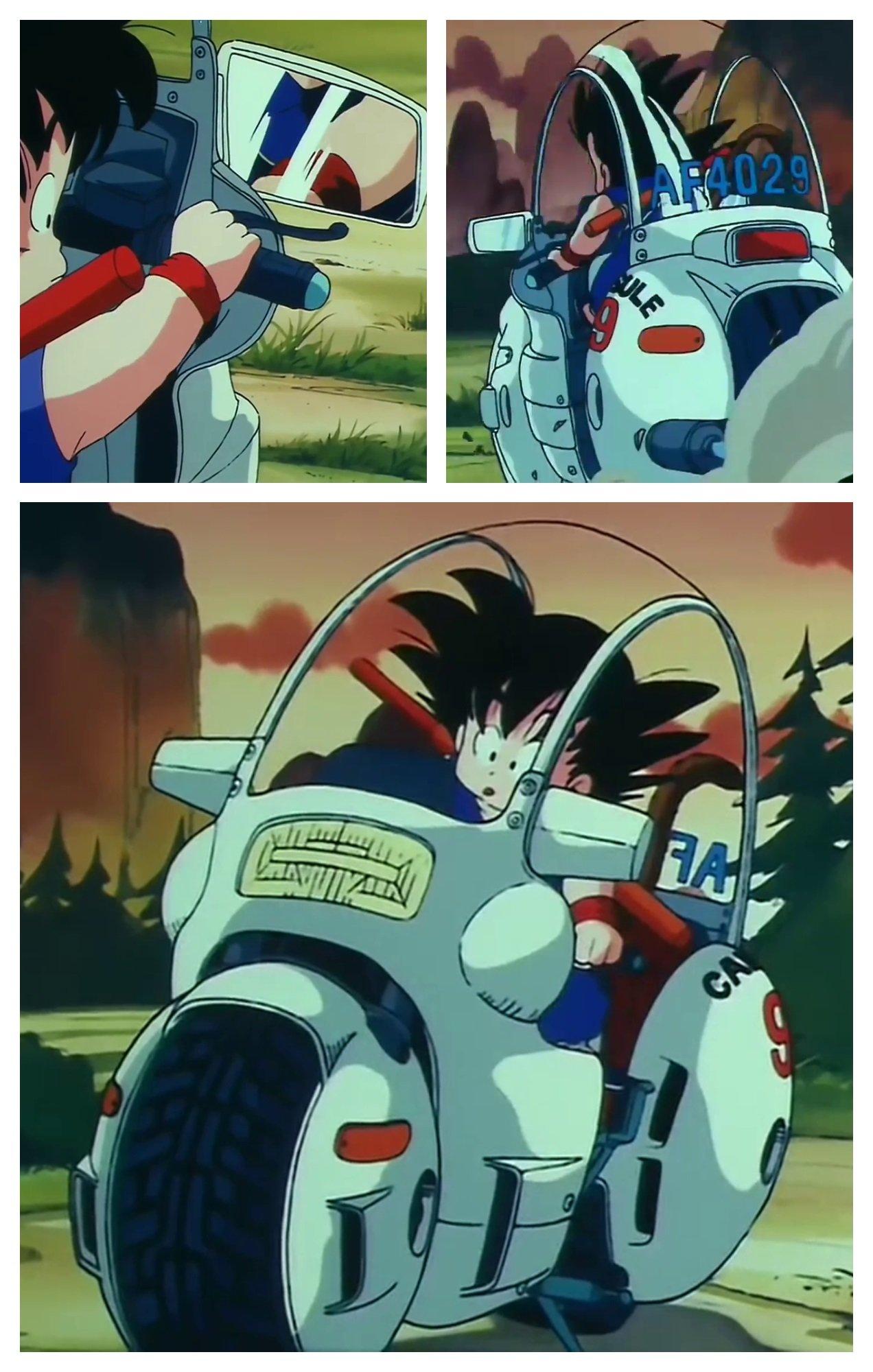 Moto Dragon Ball / Bandai par Jayce 190604094721602738