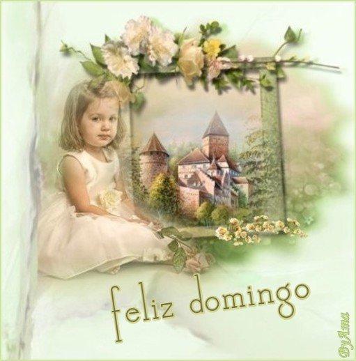 Nena con Fondo de castillo    190604123912323897