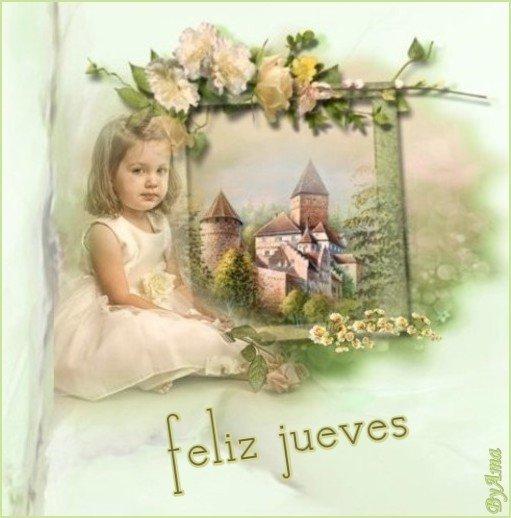 Nena con Fondo de castillo    190604123912487854