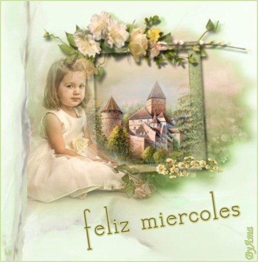 Nena con Fondo de castillo    190604123913307867